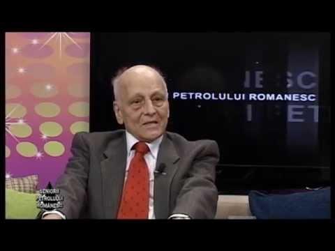 Emisiunea Seniorii Petrolului Romanesc – 21 noiembrie 2015 – partea a II-a