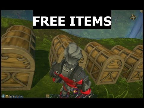 [Everquest Next Landmark] How To Get Free Items as a New Player