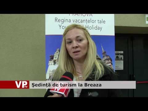 Şedinţă de turism la Breaza