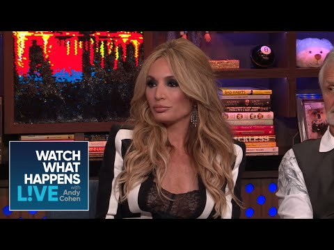Kate Chastain And Captain Lee On Hannah Ferrier And Captain Sandy | Below Deck | WWHL