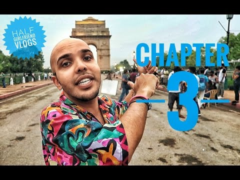 Half Girlfriend Vlogs- Chapter 3 | Shooting at INDIA GATE