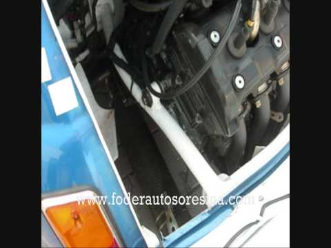 Fiat 500 con motore Yamaha 1100 cc - tuning estremo - 240 km/h - Prove raduno tuning