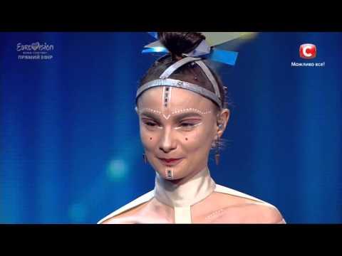 Eurovision / Евровидение-2016. Ukraine (Final) Pur:Pur \