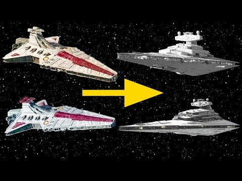 Twitch - Why Every Venator-class Star Destroyer was Eliminated by the Empire