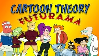 Cartoon Conspiracy Theory | The Hidden Secret of Futurama