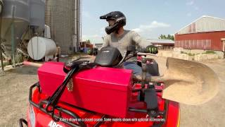 7. 2015 ATV Utility Overview