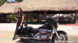 9. Used 2007 Harley Davidson Street Glide for sale in Tampa Florida