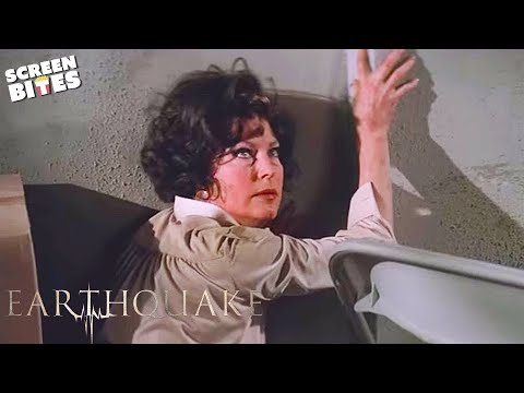 Earthquake 1974 | Clinging To Life in LA | Ava Gardner