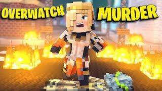 Minecraft Murder Mystery *Overwatch Mod* - Minecraft Modded Minigame | JeromeASF