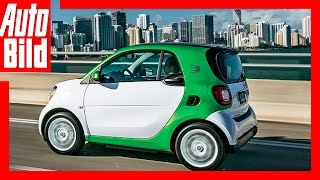 Fahrbericht Smart ED (2016) - Smart unterwegs in Miami - Fahrbericht/Review/Test by Auto Bild