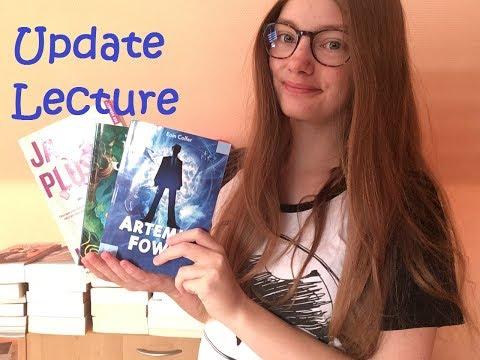 Update lecture (Artemis Fowl, June, Jamais plus)