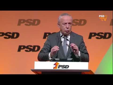 37º Congresso PSD - Intervenção de Pedro Santana Lopes