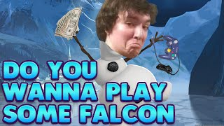 Do you wanna play some falcon?