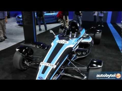 Formula Ford EcoBoost 1.0 Liter Street Legal Road Race Car @ SEMA