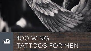 Video 100 Wing Tattoos For Men MP3, 3GP, MP4, WEBM, AVI, FLV Juni 2018