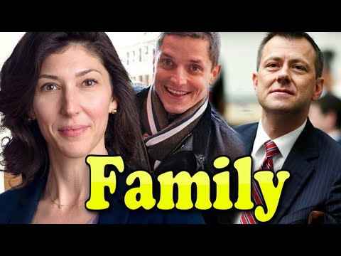 Lisa Page Family With Husband Joseph Burrow and Boyfriend Peter Strzok 2019