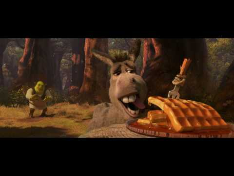 DreamWorks' 'Shrek Forever After' Clip - Waffles in the Forest