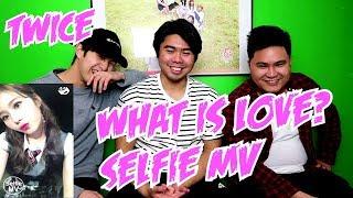 Video TWICE - WHAT IS LOVE SELFIE? MV REACTION (FUNNY FANBOYS) MP3, 3GP, MP4, WEBM, AVI, FLV Juli 2018