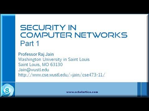 Network Security, Part 1 : Basic Encryption Techniques