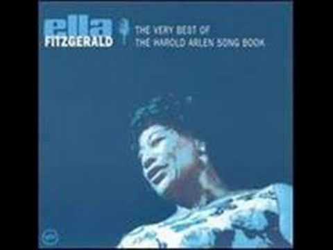 De uitvoering van Come Rain or Come Shine door Ella Fitzgerald:
