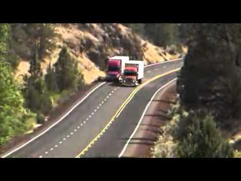 Грузовики Freightliner Truck's RunSmart Predictive Cruise™ system w/Navteq Drives Fuel Economy