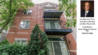 5931 West HURON Street, CHICAGO, IL Presented by Frank Montro.