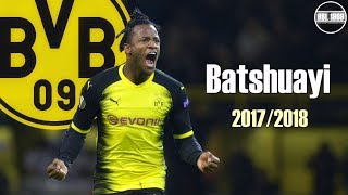Video Michy Batshuayi ● Borussia Dortmund ● Skills & Goals 2018 MP3, 3GP, MP4, WEBM, AVI, FLV Februari 2018