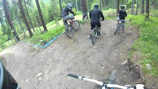 Video 2014.05.24. Ruzomberok FR/DH - Bike Park Malino Brdo MP3, 3GP, MP4, WEBM, AVI, FLV Oktober 2017