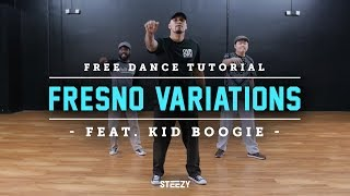 Kid Boogie – How To Do Fresno Variations