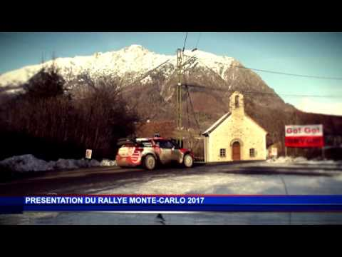 85th Rallye de Monte-Carlo unveiled
