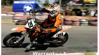 9. 2004 KTM SMR 525 Features, Specification