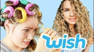 Video Testing Weird Hair Rollers from WISH - KayleyMelissa MP3, 3GP, MP4, WEBM, AVI, FLV Agustus 2019