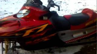 9. Arctic Cat F7 FIRECAT! NEW TOY!