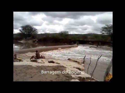 WWW.VALBAHIA.COM, VÁRZEA DA ROÇA SE VÊ AQUI! Chuvas Fazem Barragens Transbordarem Em Várzea da Roça