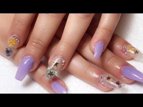 Uñas acrilicas - Uñas acrílicas en pieles sensibles/Diferente manera de preparar las uñas