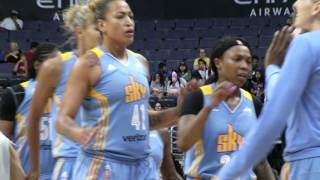 Chicago Sky vs Washington Mystics by WNBA