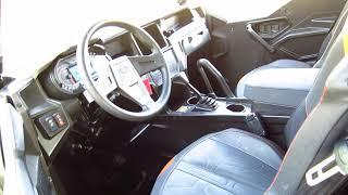 9. 2018 Polaris General 1000 Deluxe, power steering, sound bar, winch, windshield