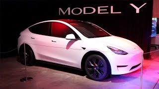 Tesla Model Y: Everything you need to know