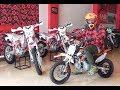 VIAR CROSS X 100 MT #documentary| Sekilas info | Motopacker | Indonesia | Adventure