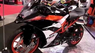 6. 2018 KTM RC 390 SC Premium Features Edition First Impression Walkaround HD