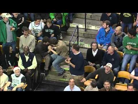 Celtics Fan Epic Dance