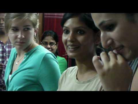 Maitri NGO India: Volunteer Divya sharing her experience with Maitri