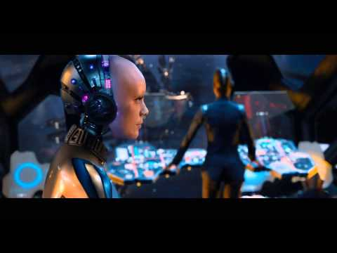Jupiter Ascending  -- Trailer -- Official Warner Bros.