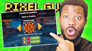 JOIN IN MY 2.0 CLAN!! l Pixel Gun 3D
