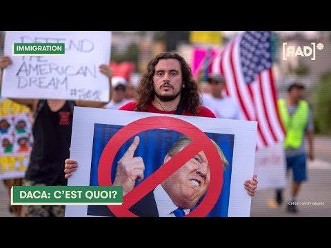 Video Pourquoi de jeunes immigrants américains pourraient bientôt être expulsés  | Immigration | Rad download in MP3, 3GP, MP4, WEBM, AVI, FLV January 2017