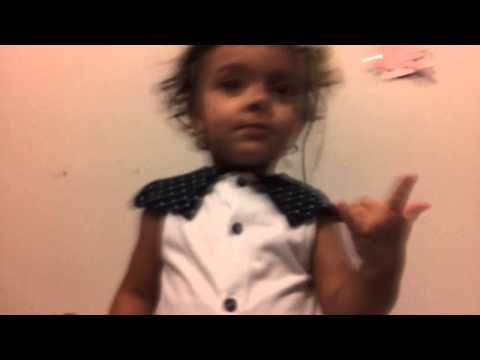 Nadia metal! (видео)
