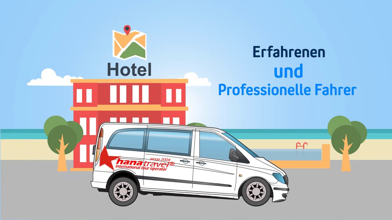Antalya Airport Transfer taxi from Hotels
