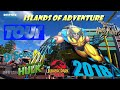 Islands of Adventure 2018