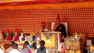 Gorubathan India  city photo : The Opening Ceremony of DIPANKAR CHORTEN/ Gorubathan (India), 4 апреля 2009