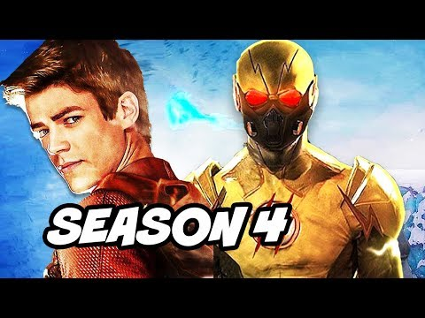 The Flash Season 4 - Reverse Flash Breakdown